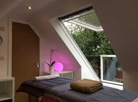 Relaxing full body Swedish massage with Dave at Wilby Studio; £40 for 1 hour, Wilby, Northants