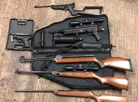 Benjamin Marauder 22 Multi Shot Spares ******* in Newport