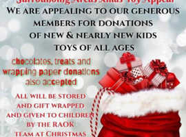 Random act of kindness Middleton and surrounding areas Christmas appeal