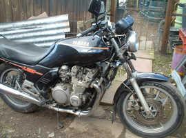 Yamaha XJ900 pre-diversion