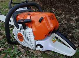 Chainsaw STIHL MS 441 new