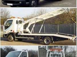 Breakdown Recovery Service in Warrington