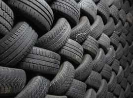 FREE TYRES  TO ANYONE  THAT CAN  COLLECT THEM
