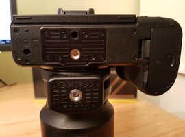 Nikon Z6 + Nikon FTZ mount adapter - mirrorless digital camera MINT condition