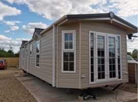 Mobile home for sale chalet caravan static 2019 model