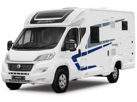 New 4 Berth Motorhome under £47k