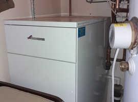 Worcester Greenstar 18/22 Combi  Oil Boiler.