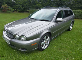 "Jaguar X-TYPE, 2.2 TURBO DIESEL S.E. ""AUTOMATIC"" Reg. 15/05.2009. Save £400 Was £3550 Now £3150."