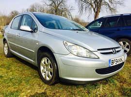 Peugeot 307Hdi,SOLD. SOLD. Silver Hatchback, Manual Diesel, 159,000 miles