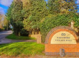 Whitmore Village Hall Art Group