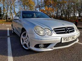 Mercedes Benz CLK220 Sport Coupe 2.1 Diesel NEW MOT