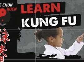 Meridian Kung Fu!