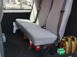 Ford Transit Crew Seats