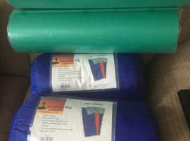 Sleeping Bags & ground mats.