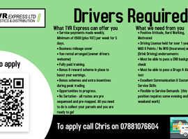 Self Employed multi drop driver