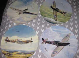 Their Finest Hour Collectable Plates