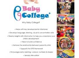 Fun classes for your 0-3 year old