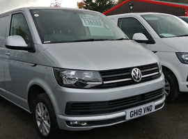 2019(19) VW T6 in SILVER- Highline, SWB Campervan - Awaiting Conversion