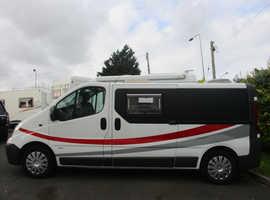 VAUXHALL  VIVARO  2900 CDTI  LWB   2011  MICRO CAMPER  85000 MILES