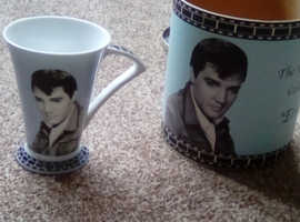Elvis Icons collection mug