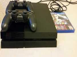 Free PS4 to a good home