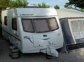 Lunar Quasar 524 4-berth caravan