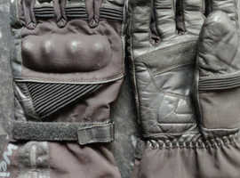 Weise Montana motorcycle gloves