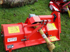 4ft Del Morino Flail Mower - Excellent condition £800 ono