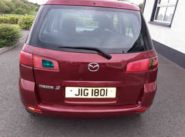 Mazda MAZDA 2, 2003 (53) Red Hatchback, Manual Petrol, 110,000 miles