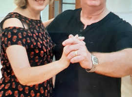Ballroom dance classes in Cumnock