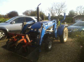 landlegend 25 hp tractor 4 wheel drive
