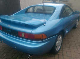 Toyota Mr2, 1992 (K) Blue Sports, Manual Petrol, 115,000 miles