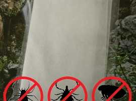 SPIDER TICK MITE control killer repellent WIPES