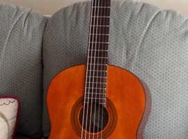 Fender classical guitar