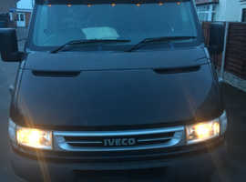 iveco daily  35s12 xlwb hitop diesel