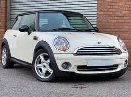 Mini 1.6 Cooper Chili Pack Only 1 Previous Keeper....Gorgeous in Chili Pack Edition in Pepper White