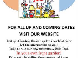 Community Sale Trails