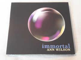 Ann Wilson Immortal Heart Almost New Covers CD Tom Petty Audioslave Leonard Cohen Gerry Rafferty et al