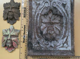 The Green man mould
