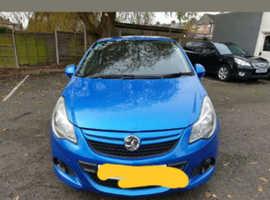 Vauxhall Corsa, 2011 (61) Blue Hatchback, Manual Petrol, 53,000 miles