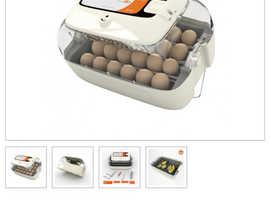 RCOM king surro eco semi automatic incubator