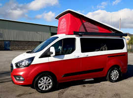 FORD MISANO 2.0 130PS 6 SPEED MANUAL VAN VERSION by Wellhouse