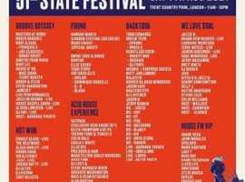 VIP 51st State Tickets