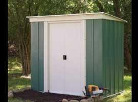 Garden shed kit