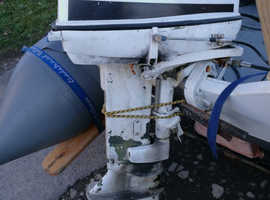 JOHNSON 25hp Outboard engine £450