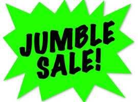 Jumble Sale - Saturday 5th October