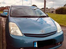 Toyota Prius, 2005 (05) blue hatchback, Cvt Hybrid, 144,104 miles