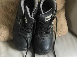 Silver buck Boots