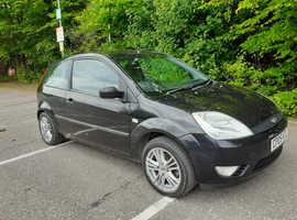Ford Fiesta deisel long mot £30 tax drives fine.