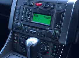 Land Rover Range Rover Sport, 2005 (05) Orange Estate, Automatic Petrol, 114,000 miles